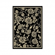 HOME DYNAMIX AREA RUG W/ MATCHING ACCENT RUG